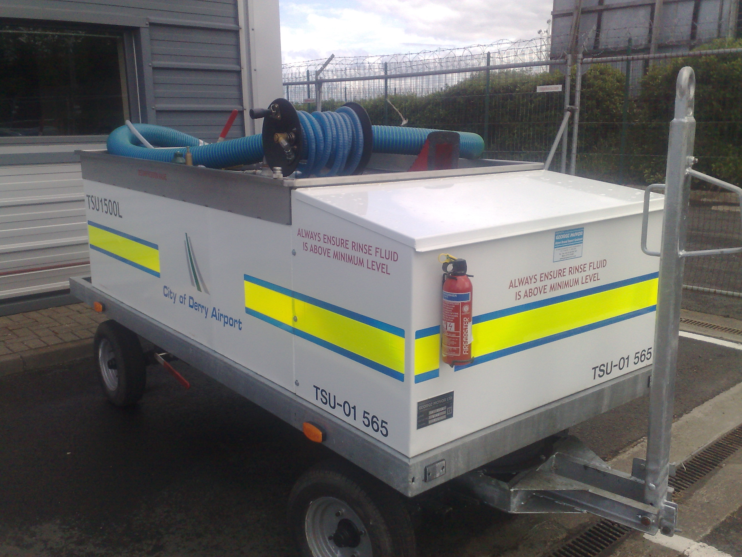 Miscellaneous Aircraft Ground Support Equipment Amp Cargo